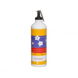 Športová termoska QUICK SPORT Fľaša Alu 750ml Happy LS750E-T
