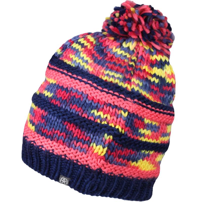 2a18b0955 Detská zimná čiapka COLOR KIDS-Katarina hat Estate Blue - Detská čiapka  značky Color kids