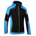 Lyžiarska bunda BLIZZARD MEN-Stubai-Black/Blue