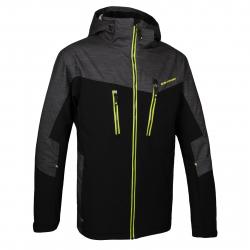 Pánska lyžiarska bunda BLIZZARD MEN-Sölden-Grey dark