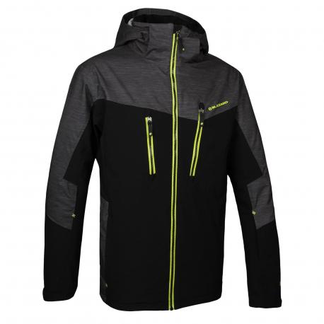 Lyžiarska bunda BLIZZARD MEN-Sölden-Grey dark - Pánska lyžiarska bunda značky Blizzard.
