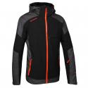 Lyžiarska bunda BLIZZARD MEN-Stubai-Black/Orange