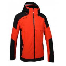 Pánska lyžiarska bunda BLIZZARD MEN-Stubai-Red/Orange