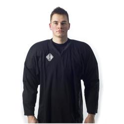 Hokejový dres TACKLA dres Practise ČIERNY MMS