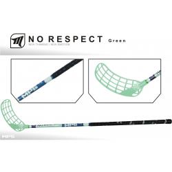 Florbalová hokejka MPS NO RESPECT GREEN R X-MAS