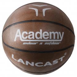 Basketbalová lopta LANCAST-ACADEMY MATCH PRO PU BBALL SZ6