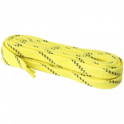 Šnúrky do korčulí PREMIUM voskované 12 mm, 310 cm, žlté FISCHER MMS