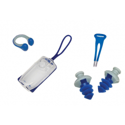 Plavecký štupel do uší AQUA SPHERE SILICONE EAR PLUGS&NOSE CLIP