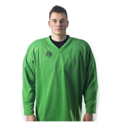 Hokejový dres TACKLA dres Practise ZELENÝ MMS