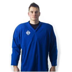Hokejový dres TACKLA dres Practise MODRÝ MMS