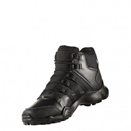 Pánska turistická obuv stredná ADIDAS-TERREX AX2R BETA MI CBLACK/CBLACK/VISGRE - Pánska turistická obuv značky adidas.