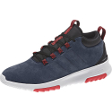 Pánska vychádzková obuv ADIDAS NEO-CF RACER MID WTR CONAVY/CONAVY/CORRED - Pánska vychádzková obuv značky adidas neo.