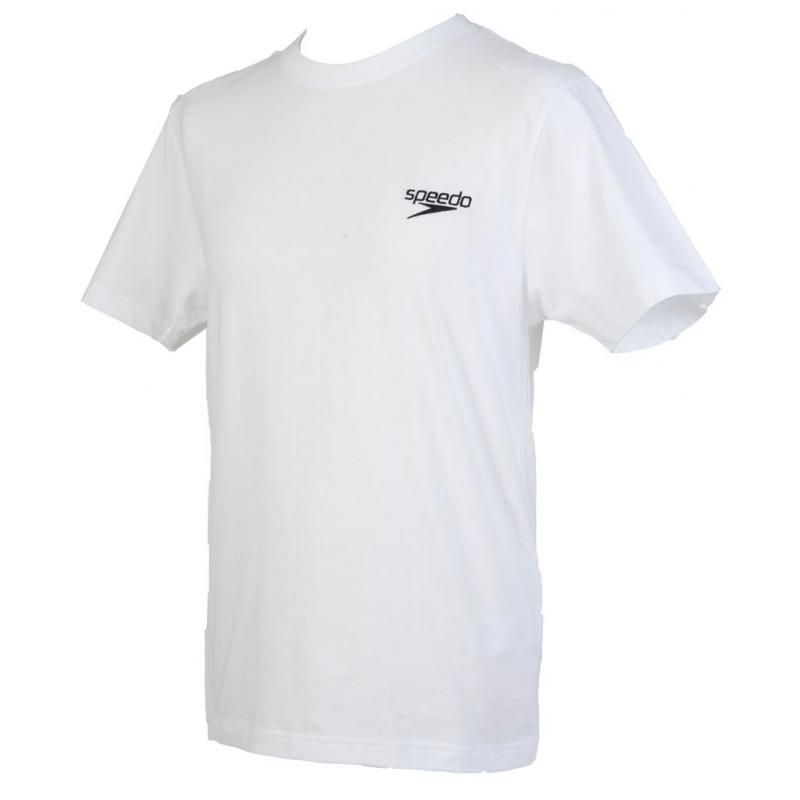 cdf4f4e1c83a Pánske tréningové tričko s krátkym rukáv SPEEDO-LARGO UNISEX T-SHIRT -