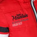 Chlapčenská bunda AUTHORITY-REGER B red - Detská bunda značky Authority.