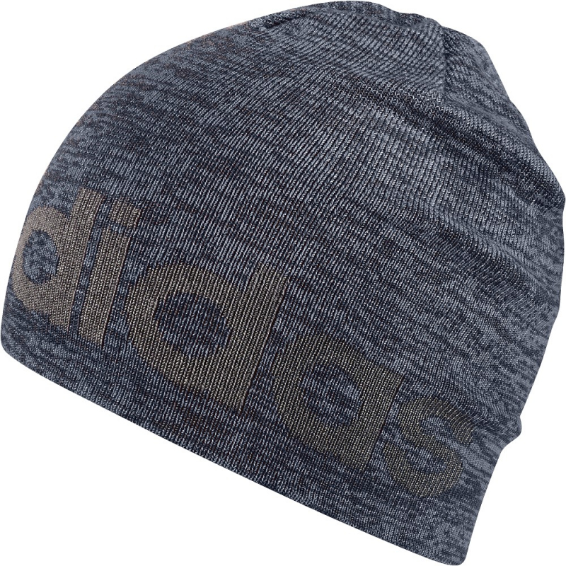 5736151c0 Pánska zimná čiapka ADIDAS-NEO LOGO BEANIE CORE NAVY - Pánska čiapka značky  adidas.