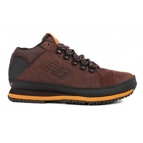 Vychádzková obuv NEW BALANCE-H754BY orange - Pánska vychádzková obuv New Balance.