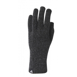 Bežecké rukavice ADIDAS-KNIT GLOVE COND BLACK