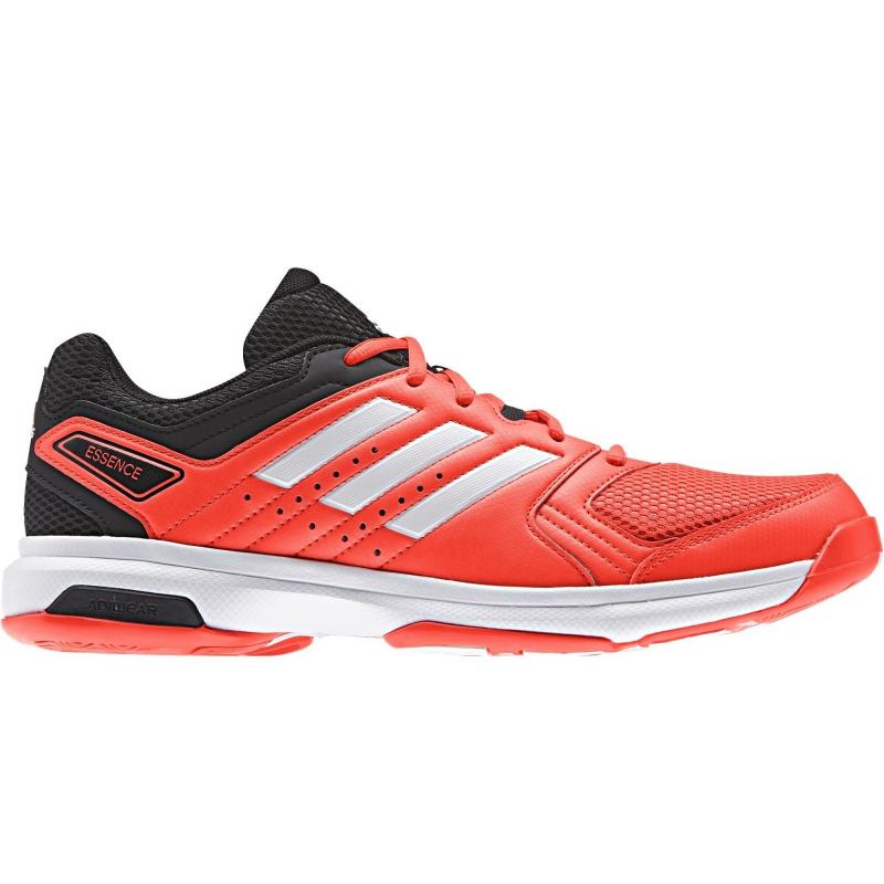Pánska halová obuv ADIDAS-ESSENCE SOLRED FTWWHT CBLACK - Pánska halová obuv  značky 691dc4a1ca