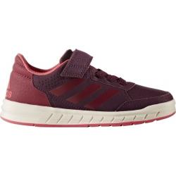 Dievčenská rekreačná obuv ADIDAS-AltaSport EL K REDNIT/MYSRUB/SUPPNK