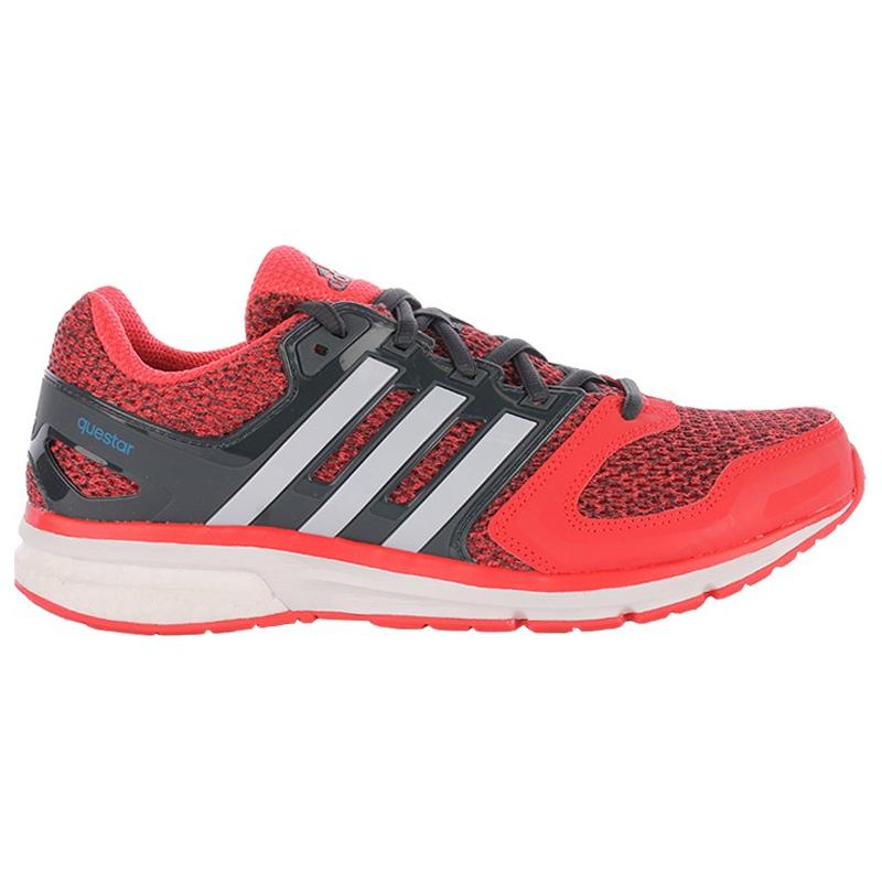 Pánska bežecká obuv ADIDAS-questar m RAYRED FTWWHT CBLACK - Pánska bežecká  obuv 82494a42b07