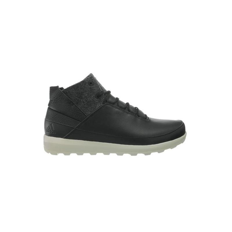 1d51116cbfe Pánska vychádzková obuv ADIDAS-CW ZAPPAN II WINTER CBLACK CWHITE CBLACK -  Pánska