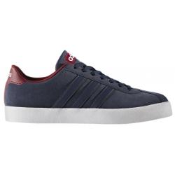 Pánska vychádzková obuv ADIDAS NEO-COURT VULC CONAVY/CONAVY/CBURGU