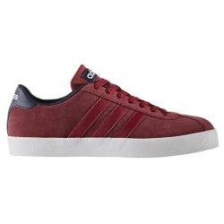 Pánska vychádzková obuv ADIDAS NEO-COURT VULC CBURGU/CBURGU/CONAVY