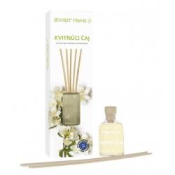 SWEETHOME Kvitnúci čaj vonné tyčinky, 50ml