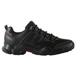 Pánska turistická obuv nízka ADIDAS-TERREX AX2R BETA CW CBLACK/CBLACK/VISGRE