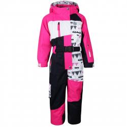 Detský zimný overal AUTHORITY-OWYA pink