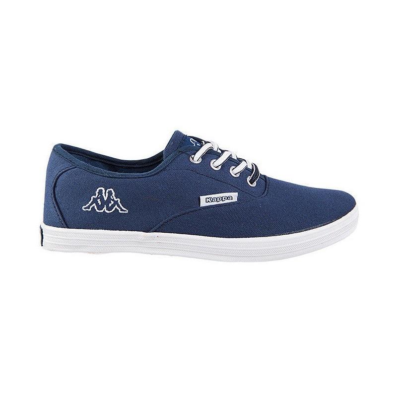 2824dc61d792 Rekreačná obuv KAPPA-Holy-navy - Klasické tenisky značky Kappa pre horúce  letné dni