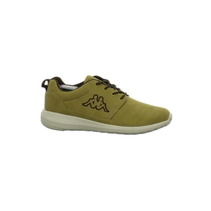 Pánska rekreačná obuv KAPPA SPEED II PREMIUM BEIGE OFFWHITE - Pánska  vychádzková obuv značky Kappa 1ccb59f54e1
