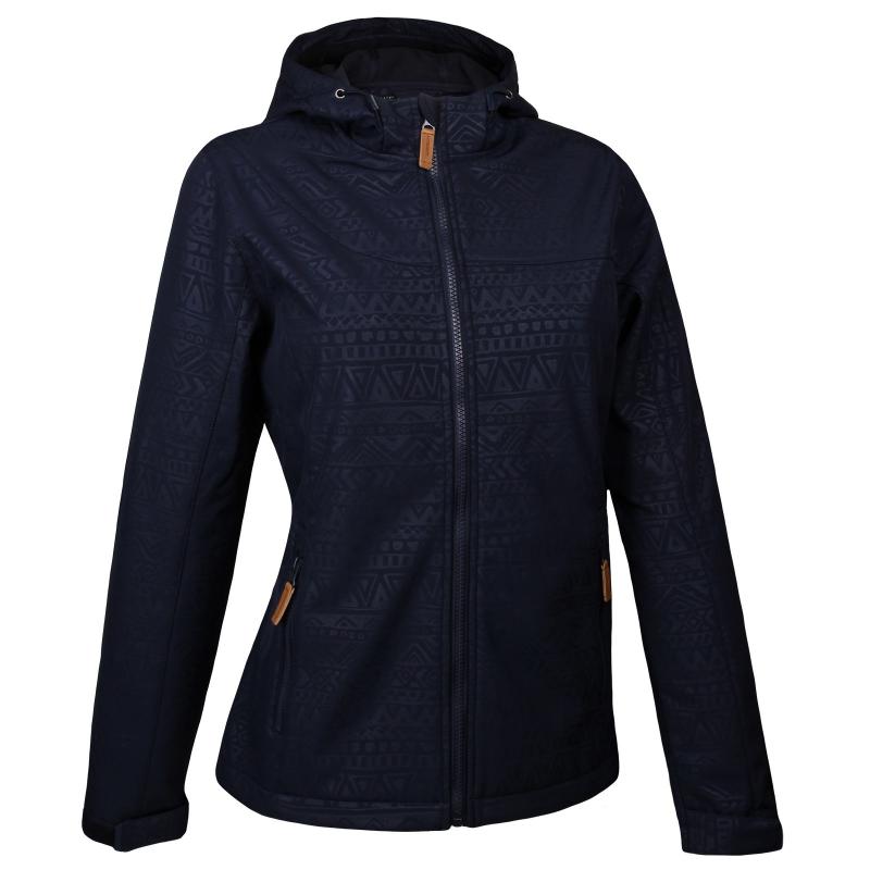 Dámska turistická softshellová bunda AUTHORITY-MARTENA - Dámska bunda značky Authority určená na jarné a jesenné obdobie.