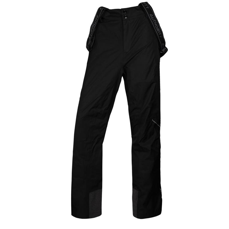 d619234f123c Dámske lyžiarske nohavice AUTHORITY-PAMNA black - Dámske lyžiarske nohavice  značky Authority.