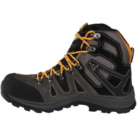 Turistická obuv vysoká EVERETT-Vedis - Pánska turistická obuv značky Everett.