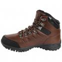 Pánska turistická obuv vysoká BERG OUTDOOR-TAKIN MN BR OD DARK EARTH - Pánska trekingová obuv značky Berg Outdoor.