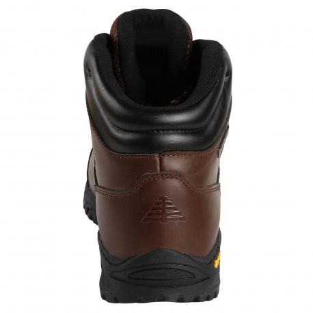 Turistická obuv vysoká BERG OUTDOOR-TAKIN MN BR OD DARK EARTH - Pánska trekingová obuv značky Berg Outdoor.