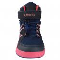 Dievčenská zimná obuv stredná AUTHORITY-Tery R - Detská zimná obuv značky Authority.