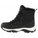 Dámska zimná obuv stredná AUTHORITY-FILONA black - Dámska zimná obuv značky Authority v modernom dizajne.