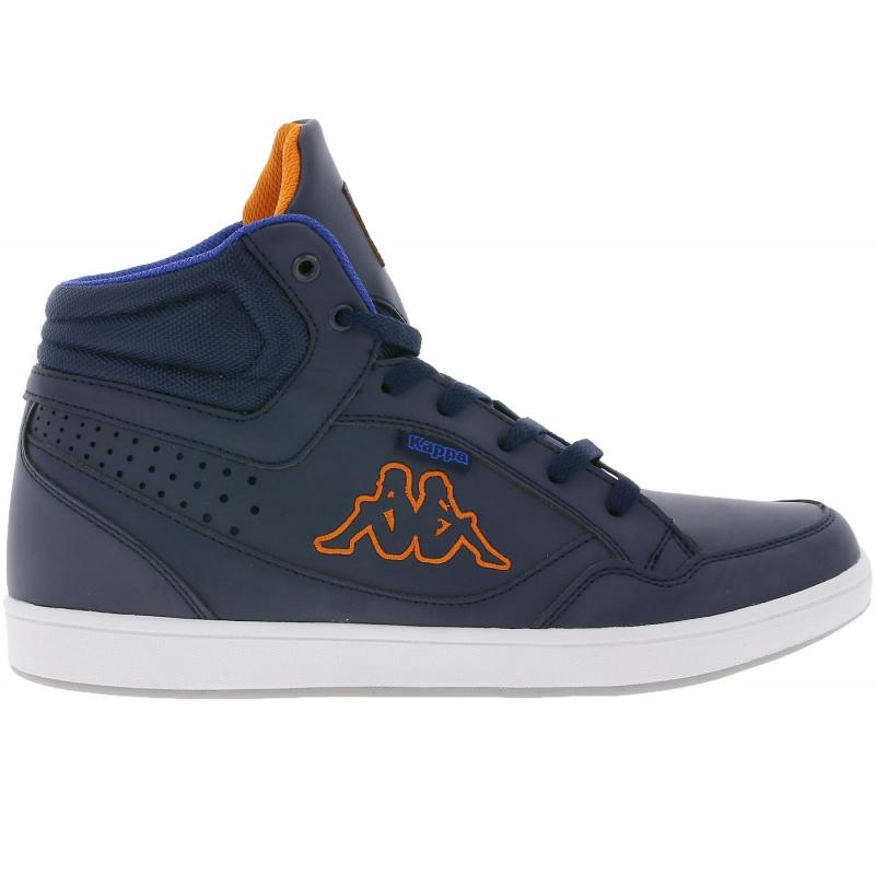 b8b2767960ea Pánska rekreačná obuv KAPPA-FORWARD NAVY ORANGE - Pánska vychádzková obuv  značky Kappa v
