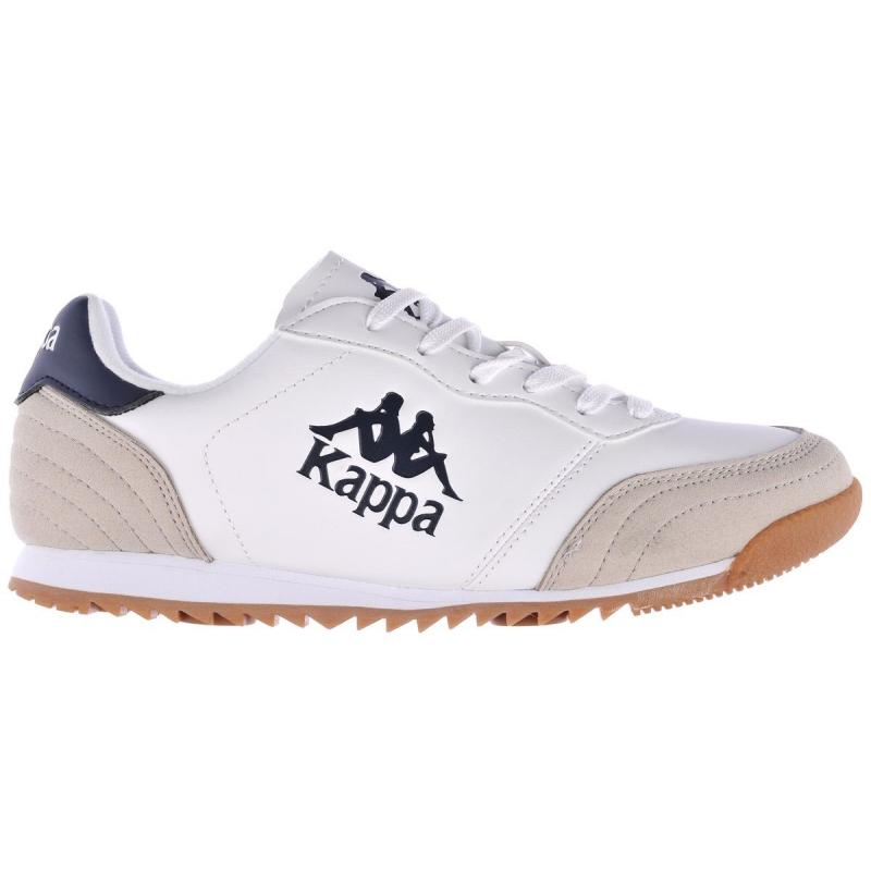 6acca32dc06d Pánska rekreačná obuv KAPPA-AUTHENTIC DENSER 6 white FR - Pánska  vychádzková obuv značky Kappa