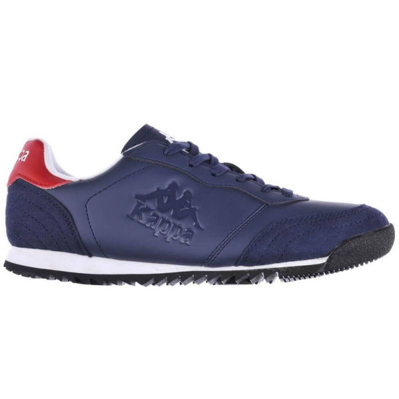099bfe75bdb5 Pánska rekreačná obuv KAPPA-AUTHENTIC DENSER 6 blue FR - Pánska vychádzková  obuv značky Kappa
