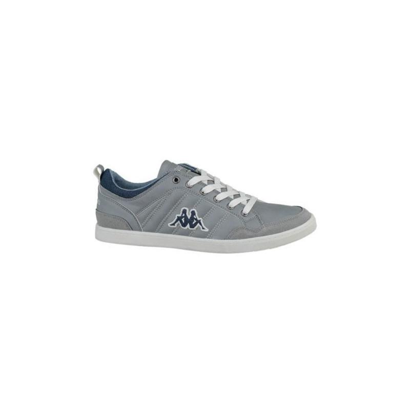 a6b5938d87b9 Rekreačná obuv KAPPA-Rooster-grey off white - Pánska štýlová obuv značky  Kappa.