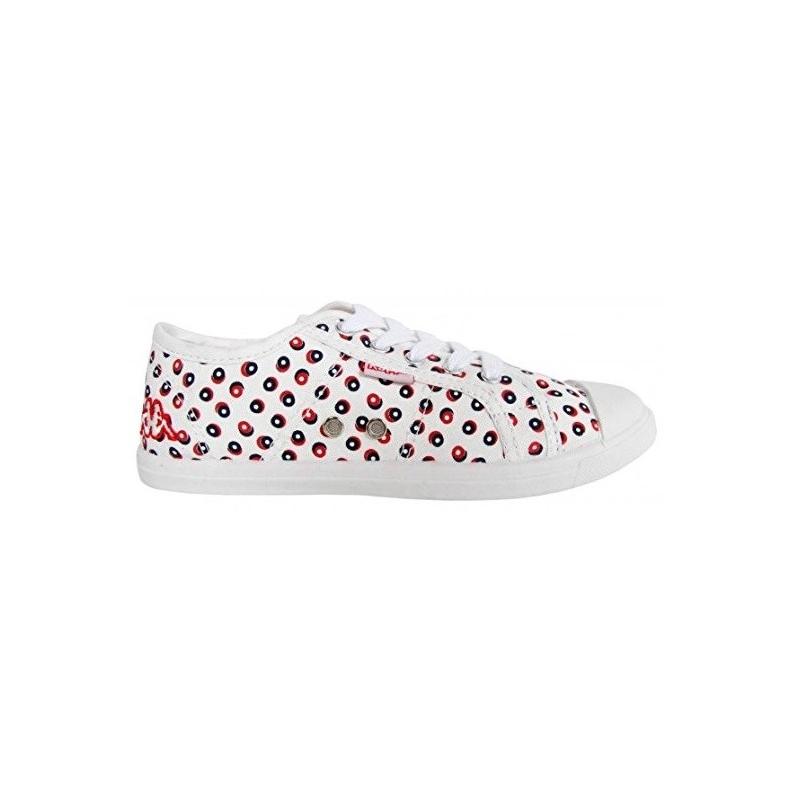 Dámska rekreačná obuv KAPPA-KEYSY-Red dots - Dámska obuv značky Kappa v  peknom a3b27940acc