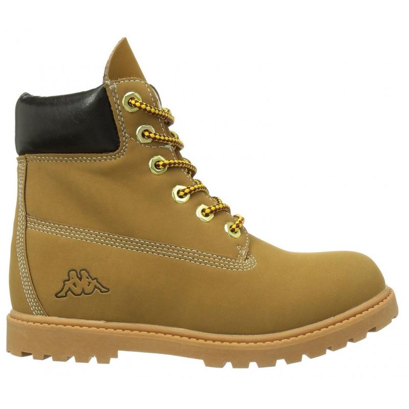 Zimná obuv stredná KAPPA-KOMBO MID unisex - Unisex obuv značky Kappa vhodná  na zimné 93256337b51