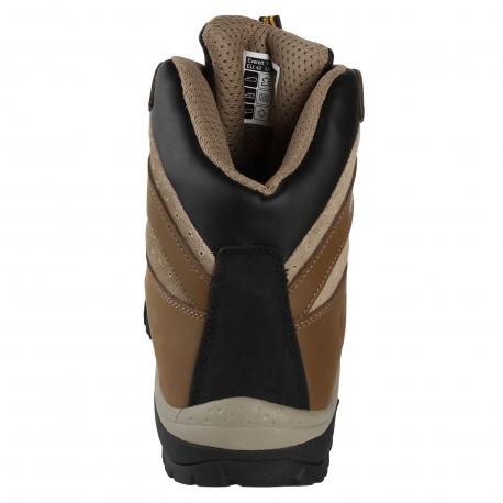 Turistická obuv vysoká EVERETT-Yanis - Pánska turistická obuv značky Everett.