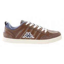Pánska rekreačná obuv KAPPA-Rooster brown/navy
