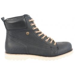 Pánska zimná obuv stredná ALPINE CROWN JOHN SMITH- Navy