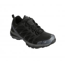 Pánska turistická obuv nízka ALPINE CROWN SALAMANDER Black/Grey