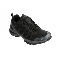 Turistická obuv nízka ALPINE CROWN SALAMANDER Black/Grey
